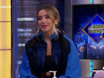 """Lola Índigo critica en 'El Hormiguero 3.0' las medidas del Gobierno contra la industria musical durante el coronavirus: """"Lucho mucho por mi gremio"""""""