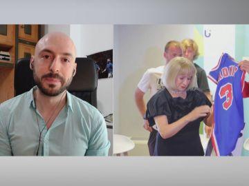 José Morón analiza el positivo de Novak Djokovic