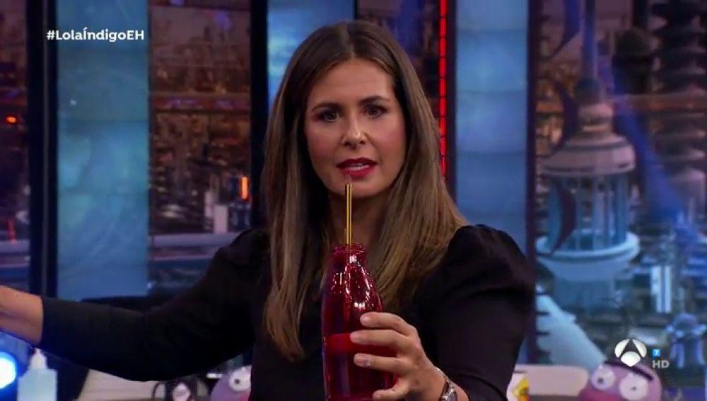 ¡Sensacional! Nuria Roca hace levitar un lápiz con su magia en 'El Hormiguero 3.0'