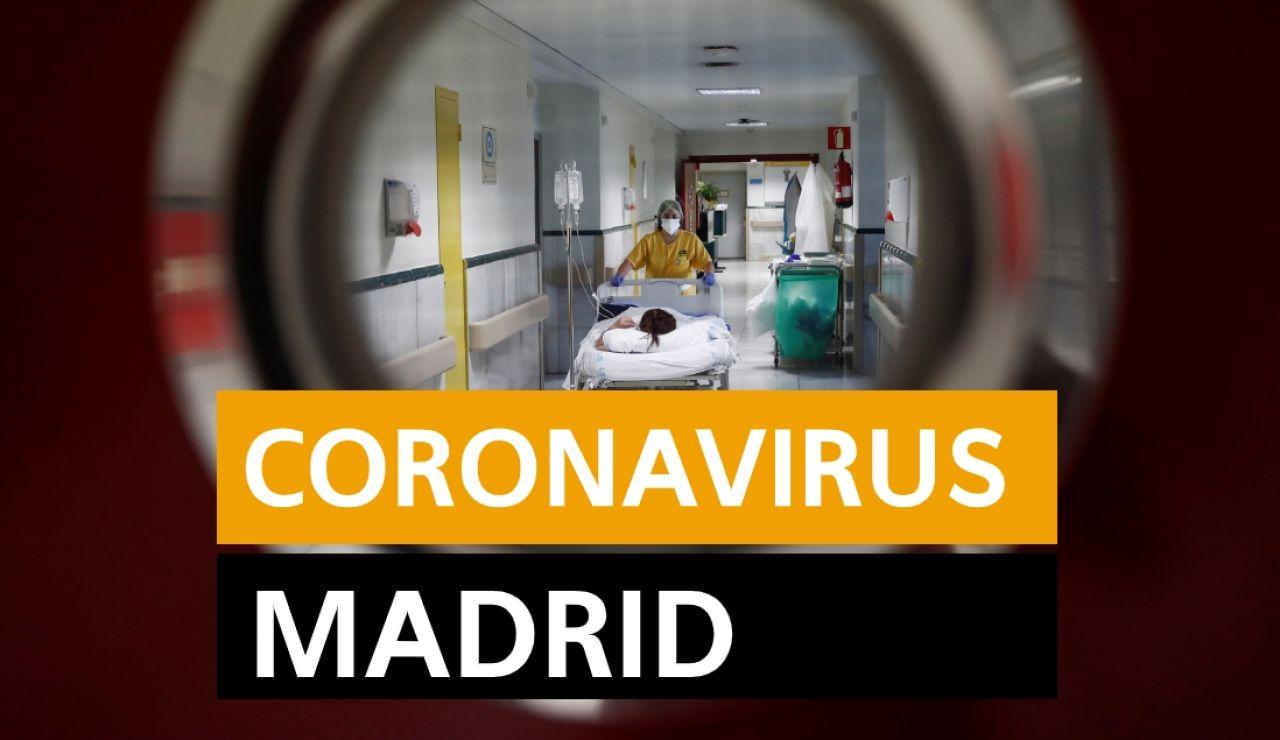 Coronavirus Madrid: Última hora de los rebrotes, la nueva normalidad, nuevos casos y muertos hoy 24 de junio, en directo