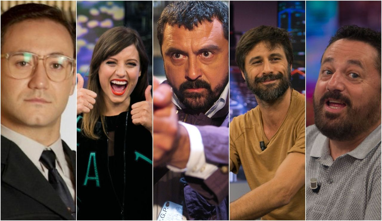 Todos los actores confirmados para la nueva temporada de 'Los Hombres de Paco'