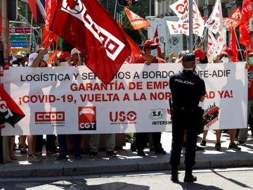 Gobierno y agentes sociales buscan acuerdo para prorrogar los ERTE hasta septiembre