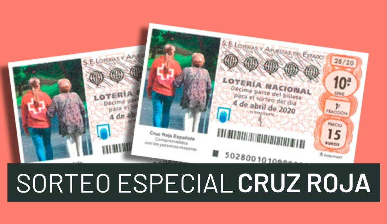 Sorteo Especial de la Cruz Roja 2020: Premios del sorteo de la Lotería Nacional del sábado 27 de junio