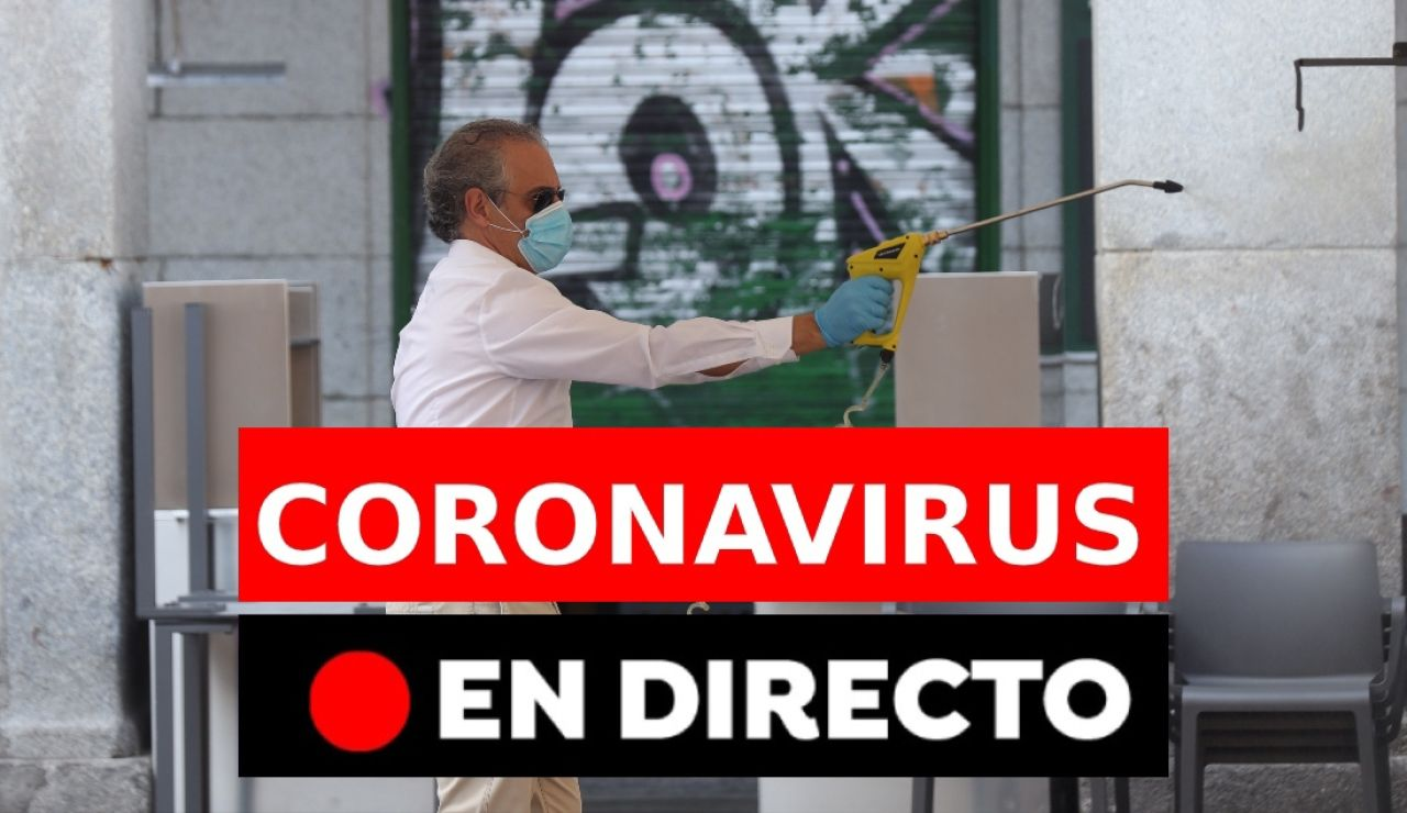 Coronavirus: últimas noticias en España hoy miércoles 24 de junio, en directo