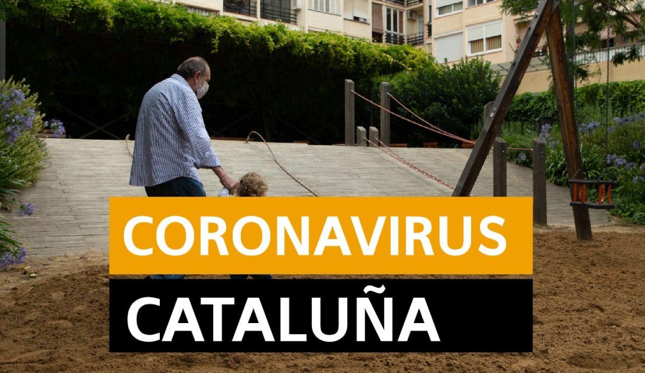 Coronavirus Cataluña: Última hora de los rebrotes, la nueva normalidad, nuevos casos y muertos hoy 24 de junio, en directo