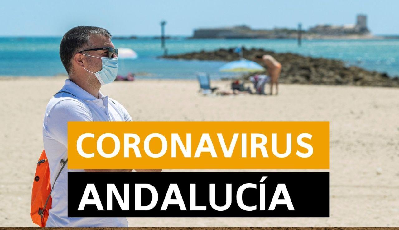 Coronavirus Andalucía: Última hora de los rebrotes, la nueva normalidad, nuevos casos y muertos hoy 24 de junio, en directo