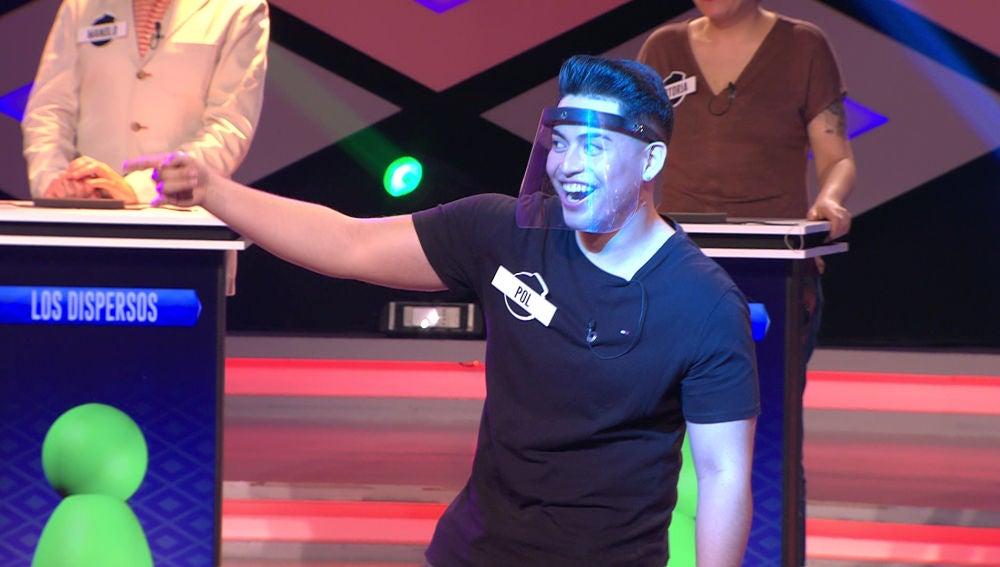 Juanra Bonet y 'Los Soke' bailan un gran éxito del reguetón en '¡Boom!'
