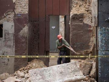 """Así vivieron el terremoto los españoles residentes en México: """"El edificio se ha movido de un lado a otro"""""""