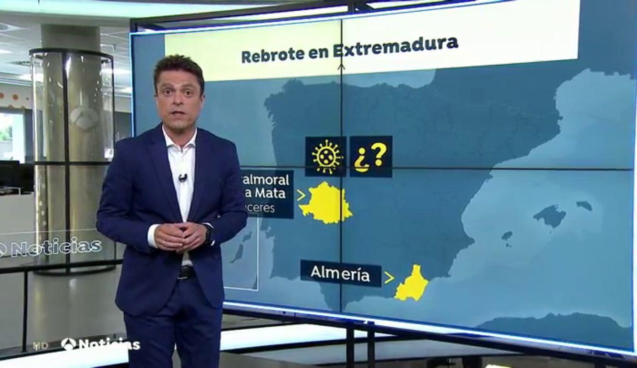El paciente cero de coronavirus en Navalcarnero, Extremadura, se fuga y está en busca y captura
