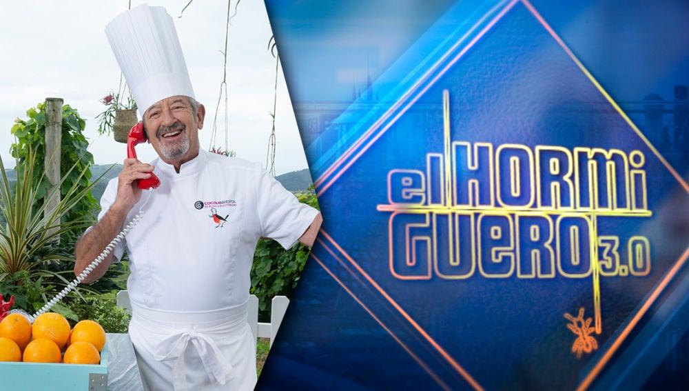 El jueves, cerramos la temporada de 'El Hormiguero 3.0' con Karlos Arguiñano