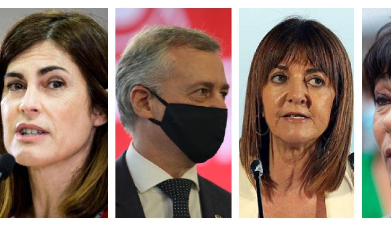 Elecciones vascas 2020: Candidatos y partidos de las elecciones en el País Vasco
