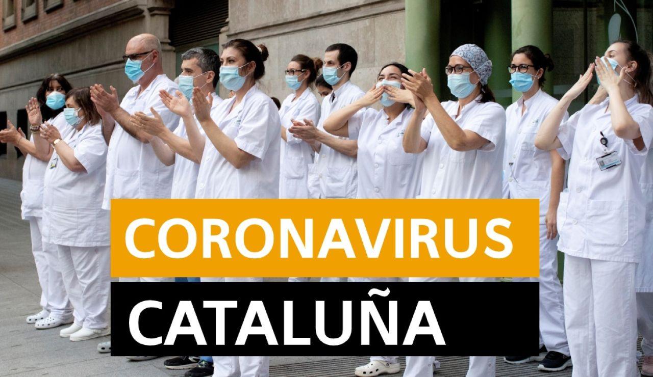 Coronavirus Cataluña: Última hora de los rebrotes, la nueva normalidad, nuevos casos y muertos hoy jueves, 25 de junio, en directo
