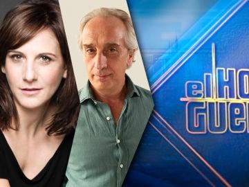 El lunes, volvemos al cine en 'El Hormiguero 3.0' con Gonzalo de Castro y Malena Alterio