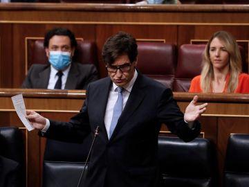"""La """"nueva normalidad"""" se vota en el Congreso de los Diputados"""