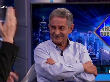 """La obligada pregunta de Pablo Motos a Miguel Ángel Revilla en 'El Hormiguero 3.0': """"¡Es acojonante esto!"""""""
