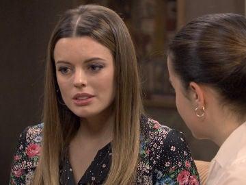 Lourdes se sincera sobre sus sentimientos hacia Guillermo
