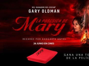 Concurso 'La posesión de Mary'