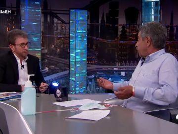 """Desde hace 25 años: Miguel Ángel Revilla asegura en 'El Hormiguero 3.0' que todos los presidentes sabían que """"en Cataluña se robaba"""""""