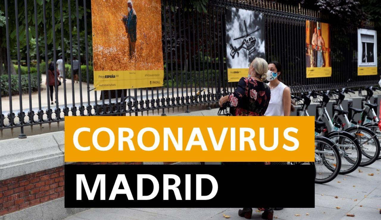 Coronavirus Madrid: Última hora de los rebrotes, la nueva normalidad, nuevos casos y muertos hoy jueves, 25 de junio, en directo