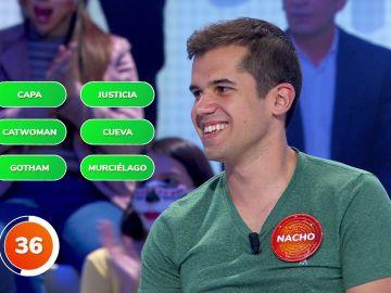 ¡Vaya compenetración! Nacho, Pepón Nieto y Marta Torné se lucen con 'Batman' en '¿Dónde están?'