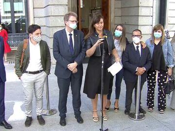 El Congreso permite que el Tribunal Supremo investigue a Laura Borràs en un caso de corrupción