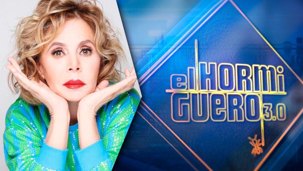 El miércoles, Ágatha Ruiz de la Prada llenará el plató de 'El Hormiguero 3.0' de color