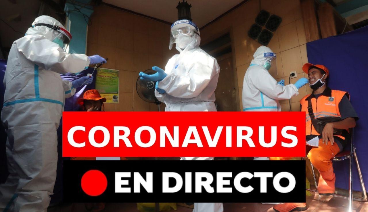 Coronavirus en España hoy: última hora sobre la nueva normalidad, en directo
