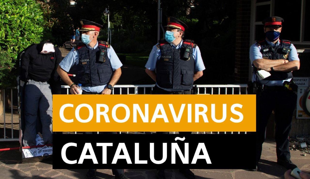 Coronavirus Cataluña: Última hora de los rebrotes, la nueva normalidad, nuevos casos y muertos hoy viernes, 25 de junio, en directo