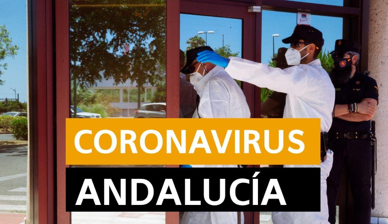 Coronavirus Andalucía: Última hora de los rebrotes, la nueva normalidad, nuevos casos y muertos hoy viernes, 25 de junio, en directo