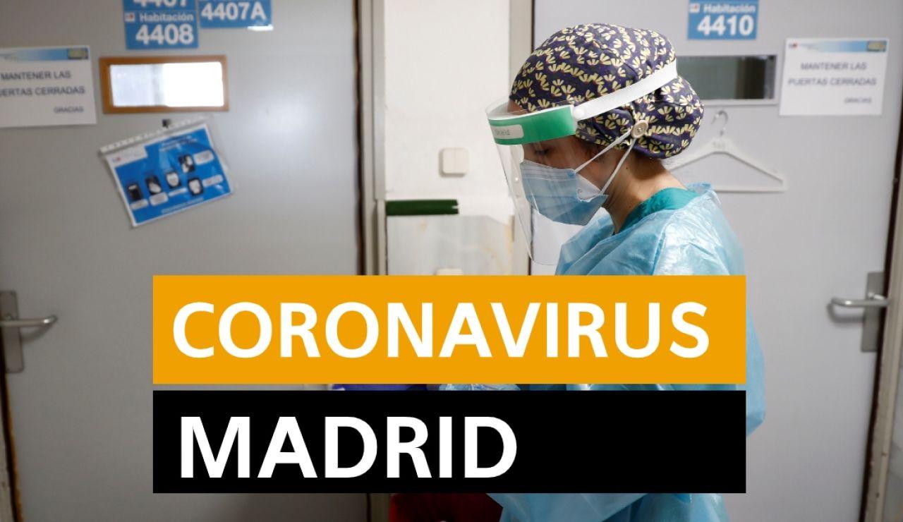 Coronavirus Madrid: Última hora de los rebrotes, la nueva normalidad, nuevos casos y muertos hoy viernes, 25 de junio, en directo