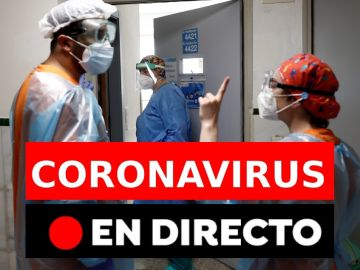 Coronavirus España: Nueva normalidad, casos, muertos, rebrotes y última hora hoy, en directo