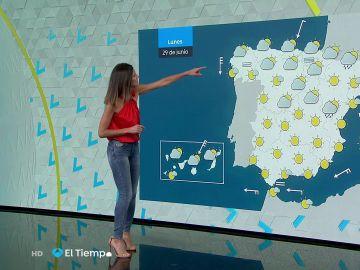 Tu Tiempo (28-06-20) Continúa el buen tiempo salvo precipitaciones en el norte