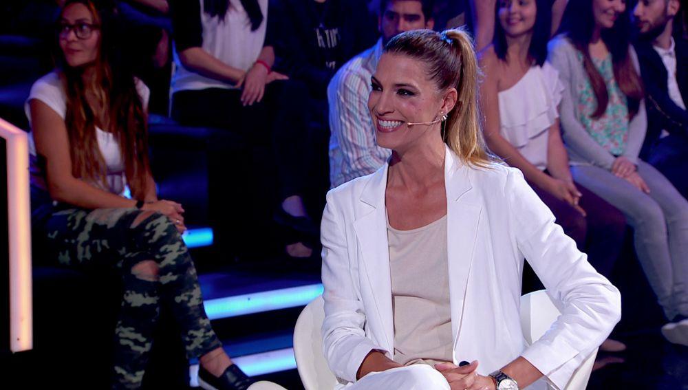 """Laura Sánchez, sobre volver a una serie como 'Los hombres de Paco': """"Me encantaría"""""""