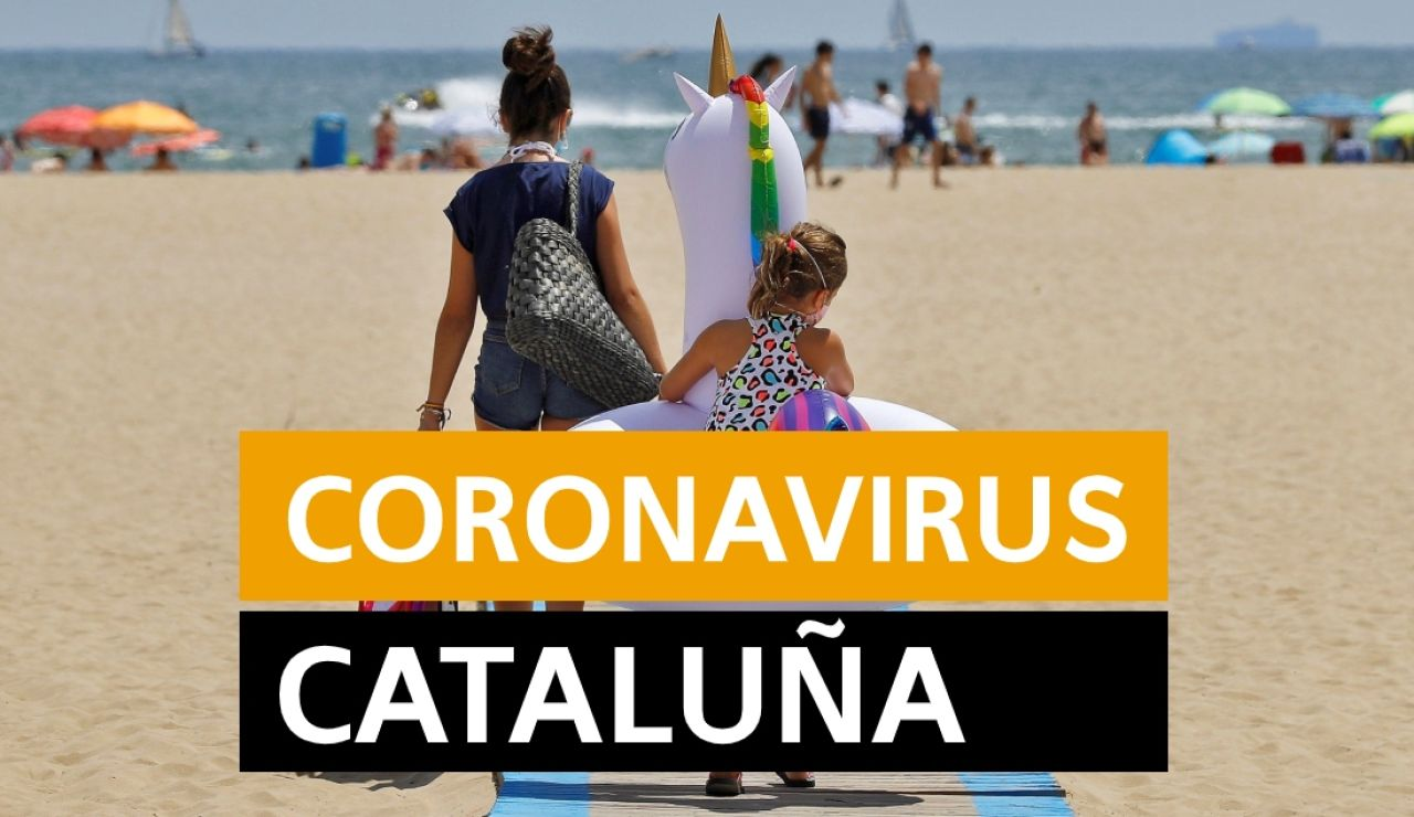 Última hora Cataluña: Rebrotes de coronavirus, nueva normalidad, nuevos casos y muertos hoy lunes, 29 de junio, en directo