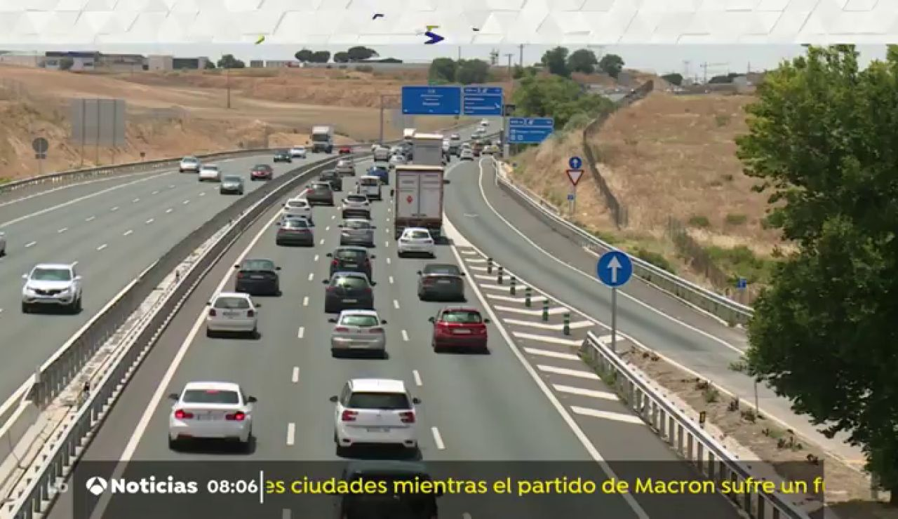 muertos carreteras