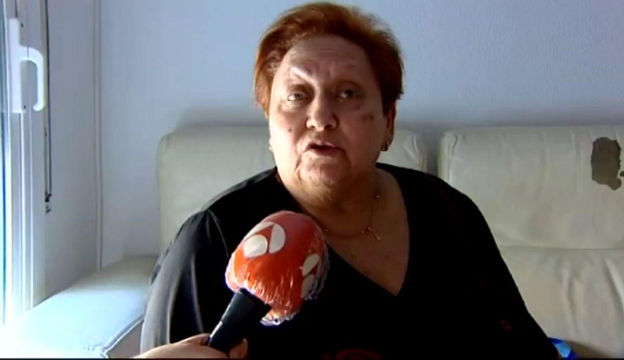 """La abuela de la niña de 5 años agredida con ácido en Barcelona: """"Gracias que no pilló también a la de 2 años"""""""
