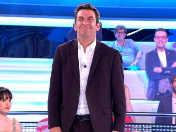 """El chiste de Arturo valls que te dejará """"helado"""""""