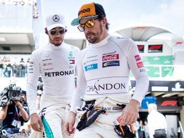 Fernando Alonso, cerca de volver a la Fórmula 1 con Renault esta misma temporada