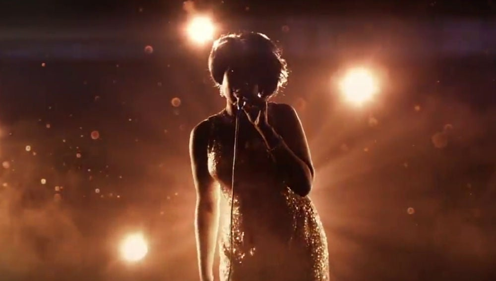 Jennifer Hudson como Aretha Franklin en 'Respect'