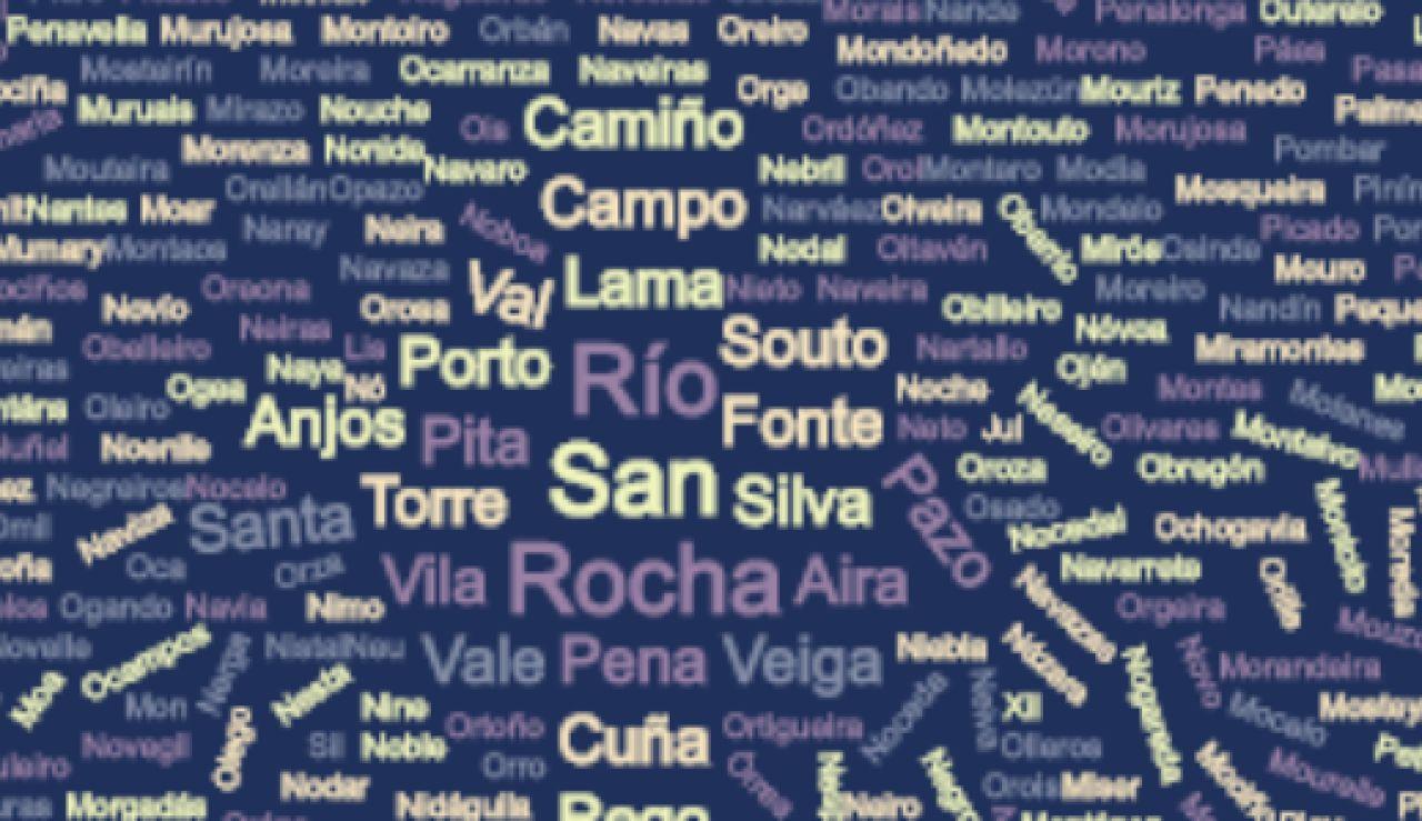 Galicia: Los apellidos gallegos más comunes en 2020