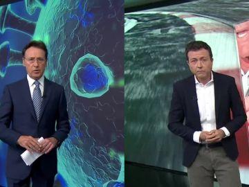 Matías Prats y Manu Sánchez