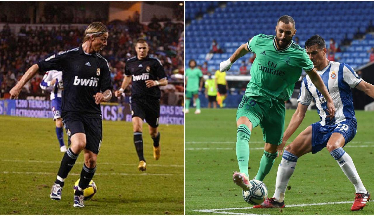 Zidane se moja y elige entre el tacón de Benzema, el de de Guti en Riazor o el que le dio a él contra el Sevilla