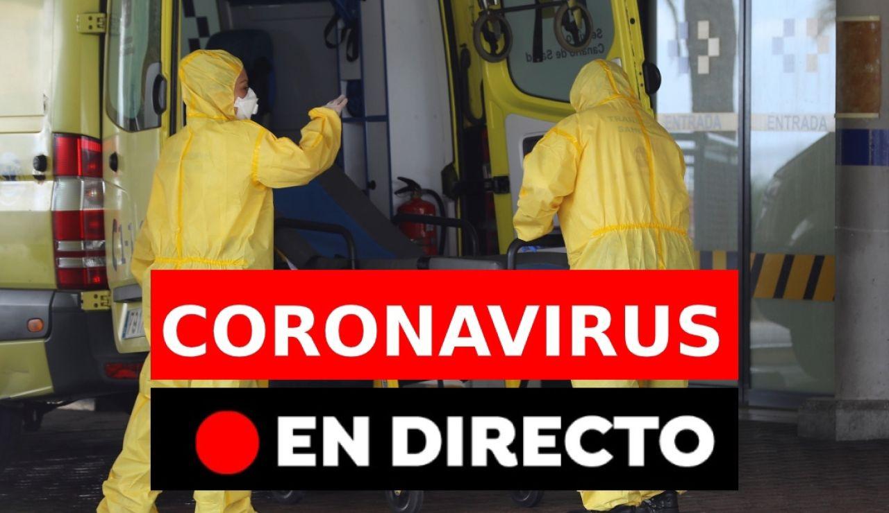 Coronavirus España hoy: Rebrotes, datos de muertos y contagios y noticias de última hora de la nueva normalidad hoy lunes 29 de junio, en directo