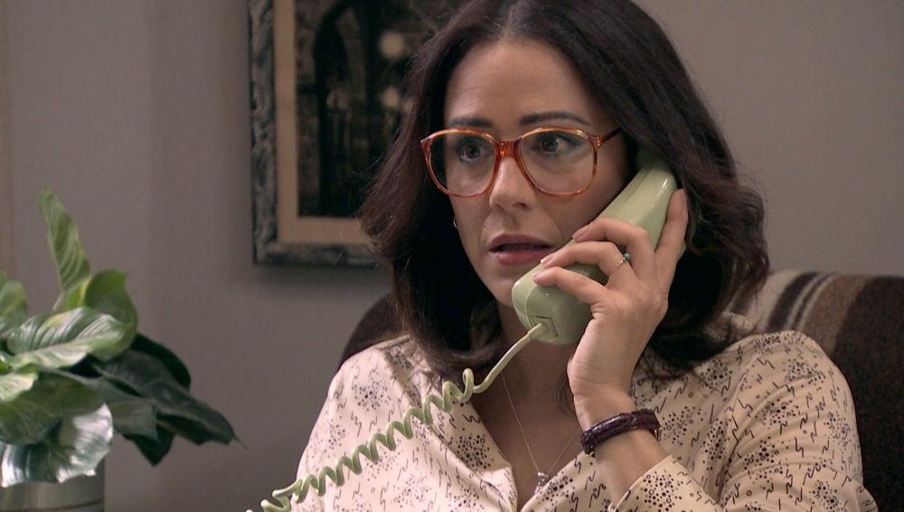 Cristina, atónita tras recibir una impactante noticia sobre su embarazo