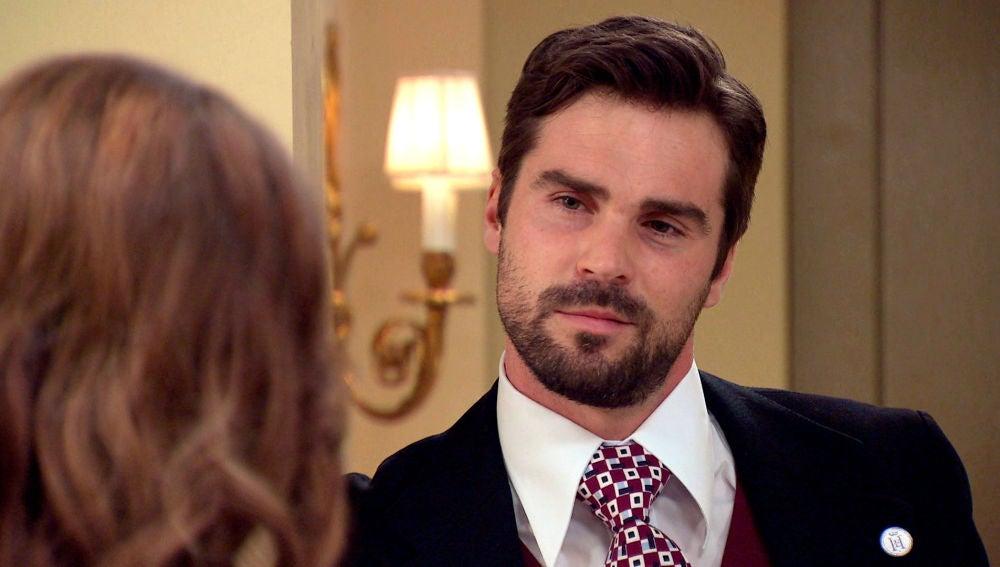 Roque sorprende a Irene, el plan contra Armando será todo un éxito
