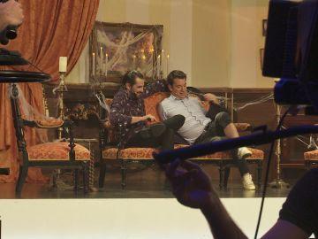 ¡Lo que no se ve en TV!: Todo lo que pasa tras las cámaras en 'Improvisando'