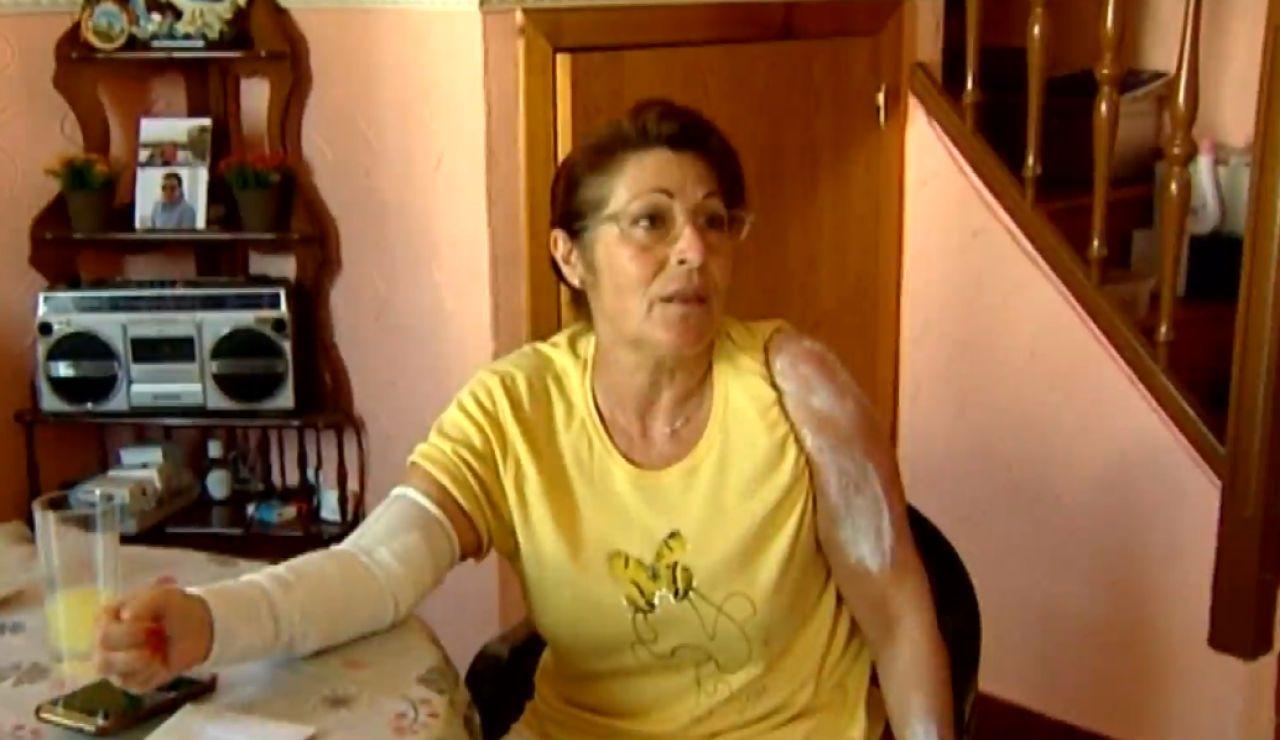 Aljaraque se vuelca para ayudar a Carmen
