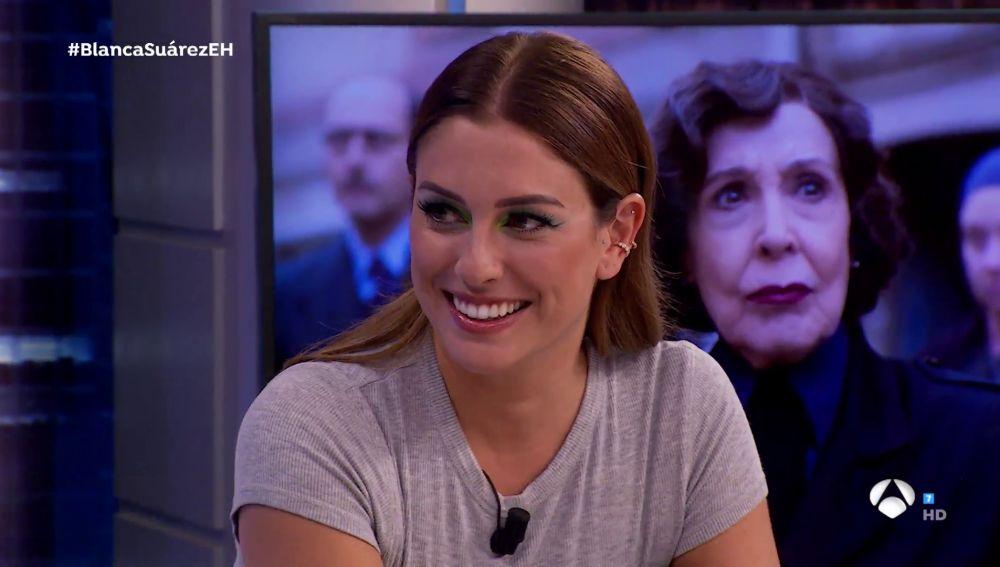 Blanca Suárez en 'El Hormiguero 3.0'