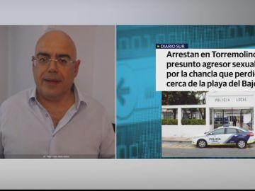 Agresión Torremolinos.