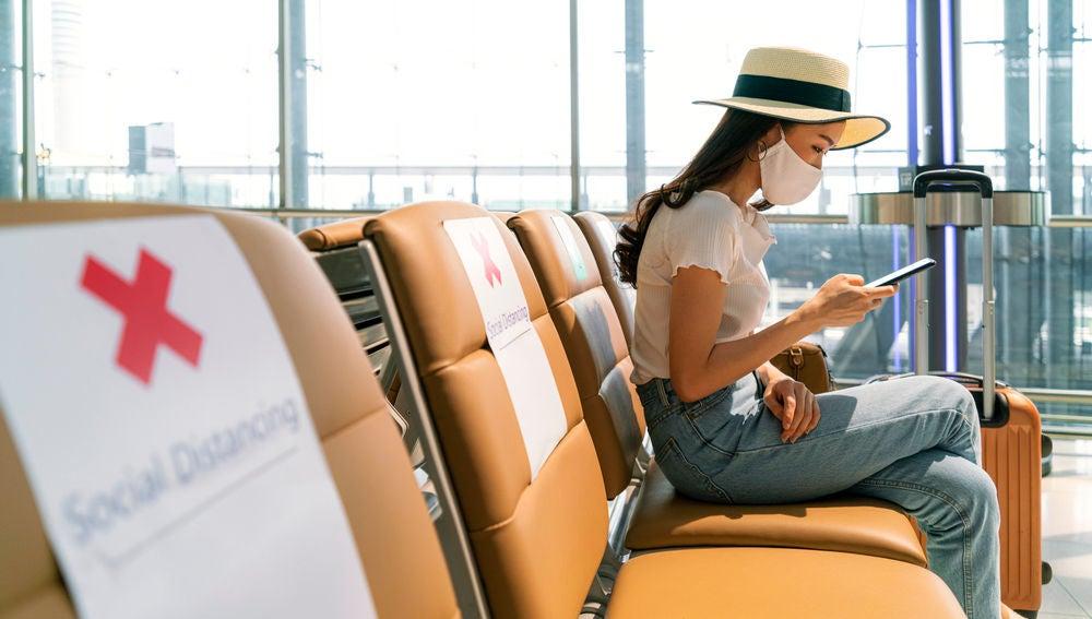 Vacaciones con el móvil